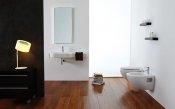 Łazienka, ceramika sanitarna Touch w wersji wiszącej