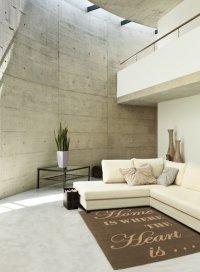modernistyczny salon